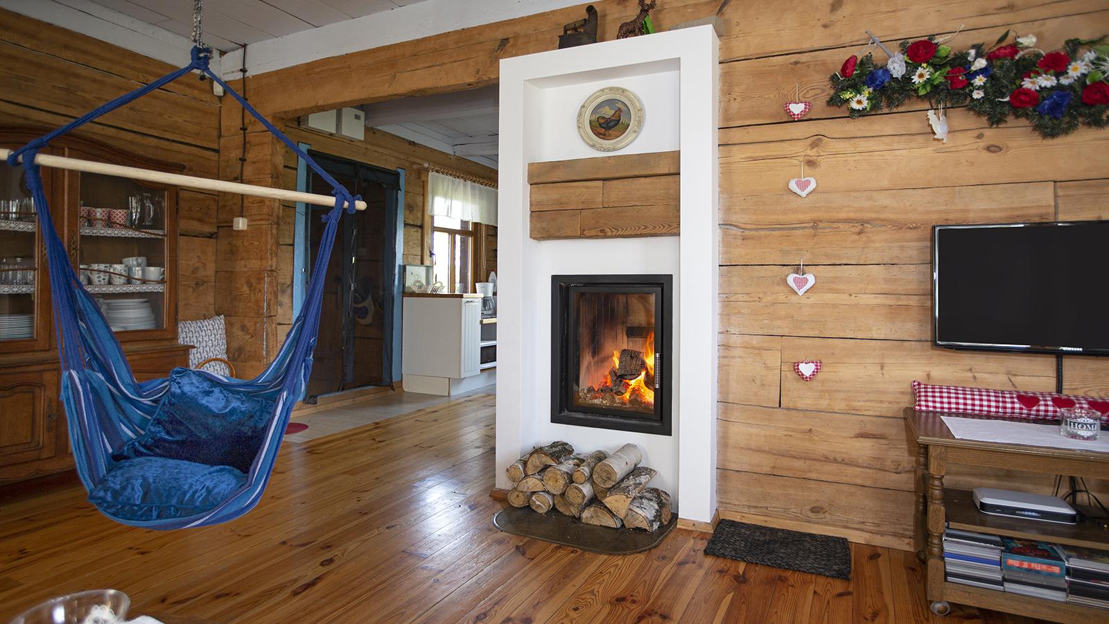 Hitze kominek pionowy Albero 11 ecodesign